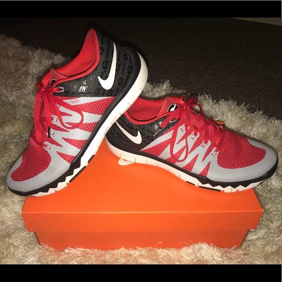 promo code 5a259 df863 Georgia Bulldogs Official Nike Shoe - Men's Size 7